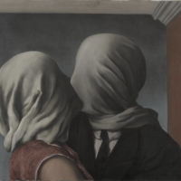 Rene Magritte & the Terror of Blind Love