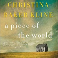 Reflecting on Christina Baker Kline's a piece of the world and Andrew Wyeth's  Christina's World